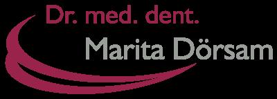 Dr. med. Marita Dörsam – Zahnärztin